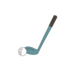 icone mini-golf