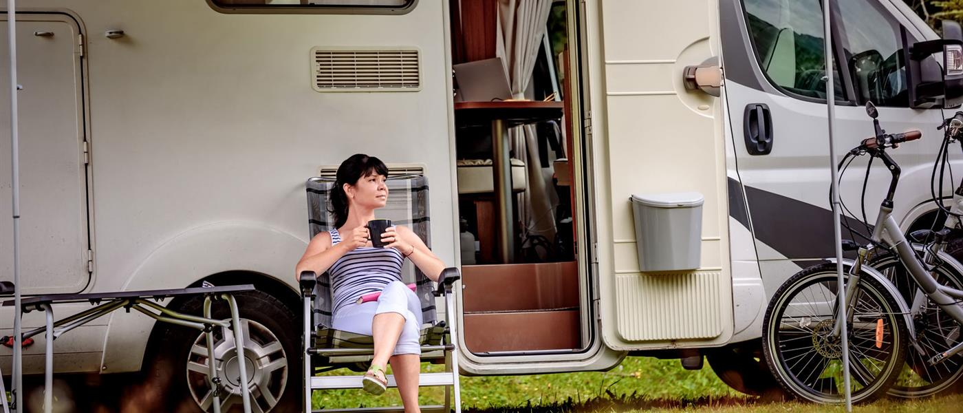 Photo représentant camping caravaning 1