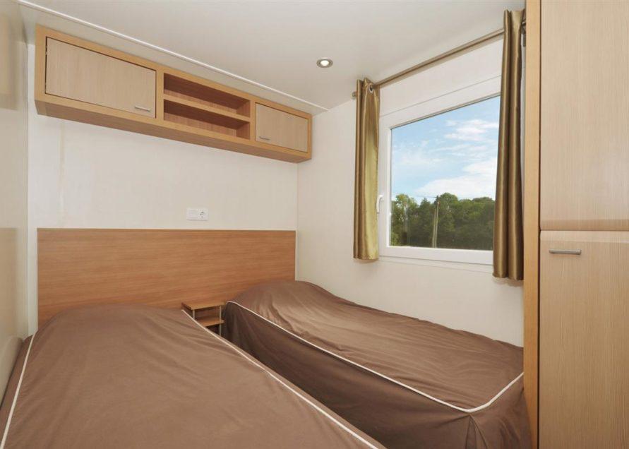 Photo intérieur mobil-home confort