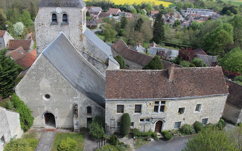 Photo ville de Yèvre le châtel