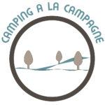 icone camping à la campagne