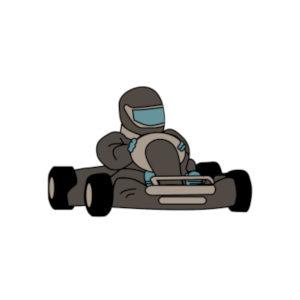 icone karting
